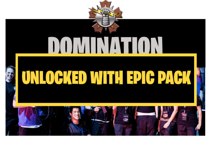 domination locked out