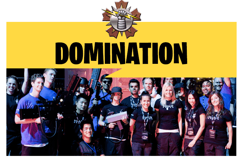 domination mission link