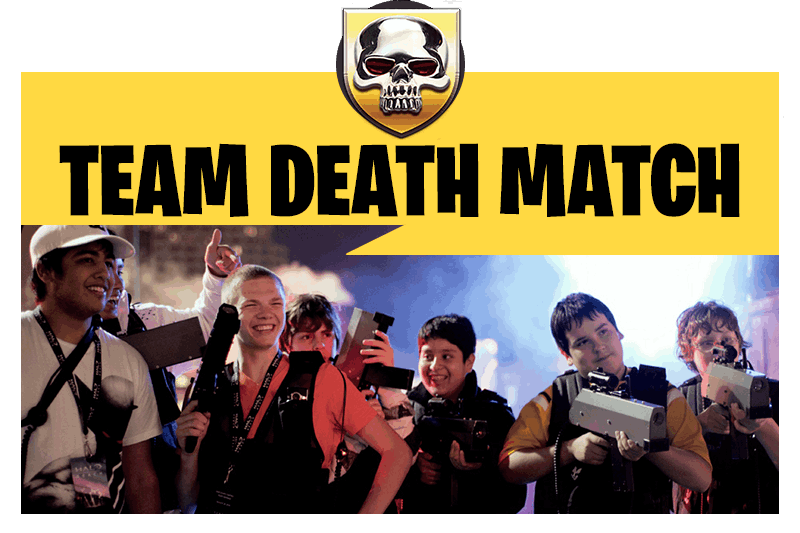 team death match mission link